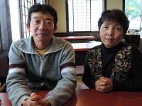 増田望三郎さん(左)と小林純子さん(右)