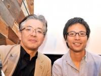 ゲストの2人で左が高橋さん、右が原田さん
