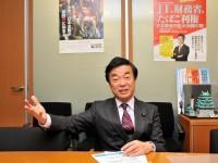 「花粉が出ない」そんな魔法のようなスギが実現!?松沢成文参議院議員インタビュー(2/3)