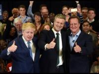 David CameronとBoris Johnson