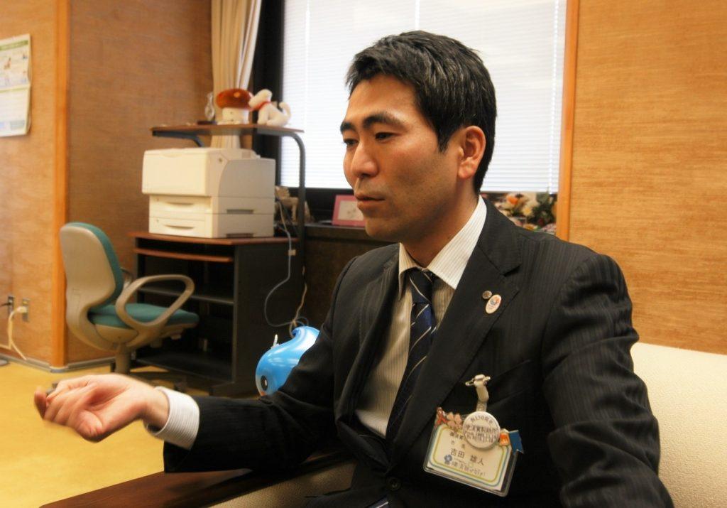 神奈川県横須賀市長吉田雄人