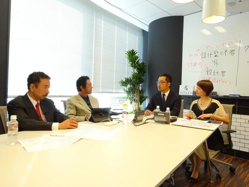 (写真提供:上杉隆 公式ブログ Powered by LINE – LINE Blog)