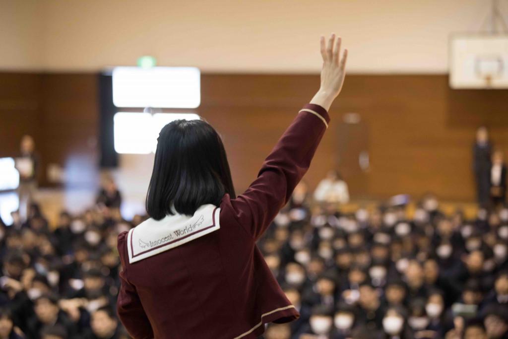018)出張授業・講演会0113
